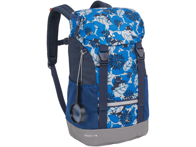 new style ad065 1978b VAUDE Pecki 14 Backpack Kinder radiate blue